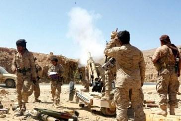 مصرع العشرات من عناصر ميليشيا الحوثي المدعومة من إيران