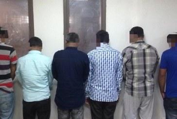 بالصور.. شرطة الرياض تطيح بـ6 بنغاليين لتورطهم في تفعيل وبيع آلاف شرائح الاتصال بطرق مخالفة