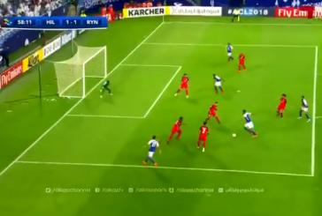 بالفيديو.. الهلال يتعادل مع الريان القطري في دوري أبطال آسيا
