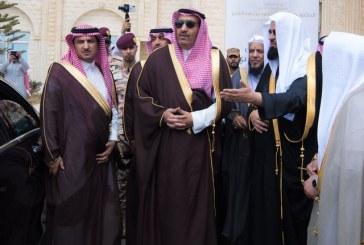 """أمير منطقة الباحة يدشن ملتقى الأمن الفكري  """" اعتدال """""""
