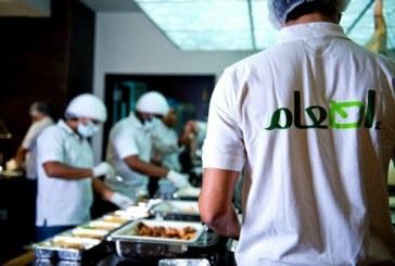 """""""إطعام"""" تجمع أكثر من 140 ألف وجبة من مركز رد سي مول"""