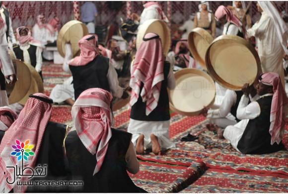"""""""موروث الجبيل"""" ينطلق بحضور كثيف و بمشاركة من مملكة البحرين"""