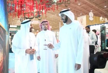 """السفير الاماراتي لدى المملكة: استضافتنا في """"معرض الرياض للكتاب"""" توثيق للتواصل الثقافي"""