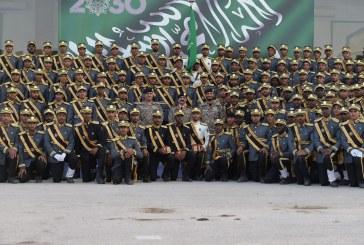 بالصور..نائب مدير الأمن العام يرعى حفل تخريج الدورة التاسعة عشر من طلبة القوات الخاصة للأمن الدبلوماسي