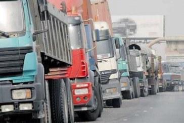 """""""المرور"""": تنفيذ الرصد الآلي لدخول الشاحنات إلى مدينة الرياض بعد 7 أيام"""