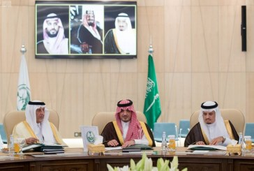 وزير الداخلية يرأس الاجتماع السنوي الـ 25 لأصحاب السمو أمراء المناطق