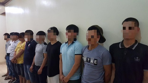 شرطة الرياض تطيح بعصابة ارتكبت 48 جريمة سرقة بقيمة مليوني ريال