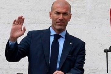 زين الدين زيدان يعلن استقالته من تدريب ريال مدريد