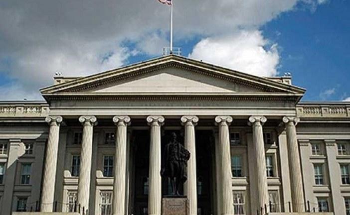 """""""الخزانة الأمريكية"""" تعلن عن اتخاذ إجراءات فورية ضد إيران"""
