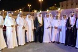 """أسرة آل شنيف يحتفون بزفاف نجلهم """"ياسر"""""""