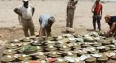 الحوثي يزرع الألغام أمام المنازل والضحايا يصرخون: بأي ذنب بُترت أطرافنا؟