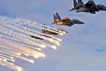 """""""التحالف"""": تدمير مواقع لصواريخ باليستية تابعة للميليشيات الحوثية في صعدة"""