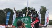 يزيد الراجحي يفوز بالمركز الأول في أطول رالي في العالم كاول عربي يحقق هذا الإنجاز