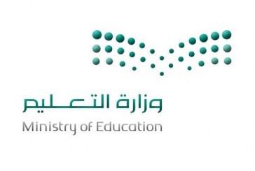 """بالأسماء.. """"التعليم"""" تنهي إجراءات ترشيح 4544 متقدماً على الوظائف التعليمية"""
