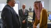الجبير يبحث مع بومبيو العلاقات الثنائية ومواجهة التهديدات الإيرانية