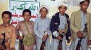 """""""سلام بلا حدود الدولية"""" تطلق حملة ضد التجنيد..انقذوا أطفال اليمن"""