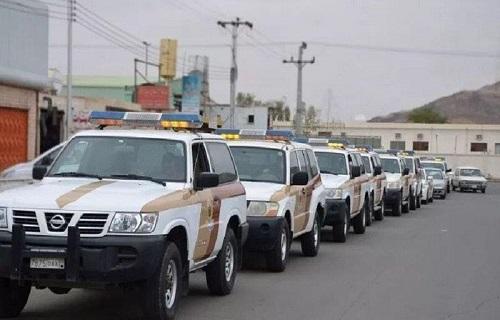 شرطة منطقة الجوف تواصل حملتها لضبط مخالفي أنظمة العمل والإقامة وأمن الحدود
