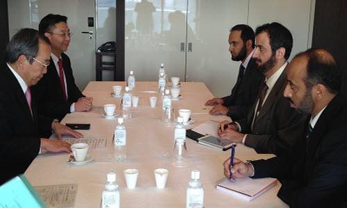 """وزير """"التجارة"""" يجتمع برئيس تويوتا لتحسين رضا العملاء ومعالجة العيوب المصنعية"""