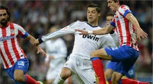 شاهد.. تعادل مثير بين الريال وأتلتيكو مدريد