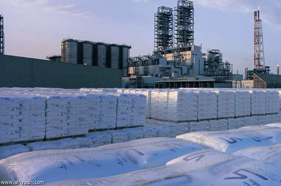 سابك ومعادن ترفعان إنتاجية السعودية من الأسمدة ل13 مليون طن سنوياً مدعومة بارتفاع الطلب العالمي