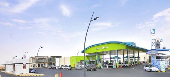 تشغيل أول محطة وقود نموذجية في مطار الملك خالد الدولي بالرياض