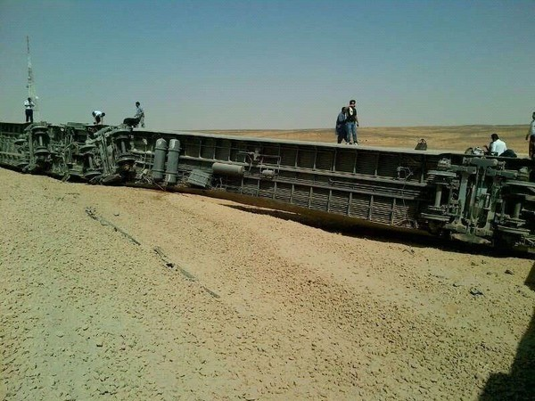 حادث قطار الدمام – الرياض : بيان من المؤسسة العامة للخطوط الحديدي