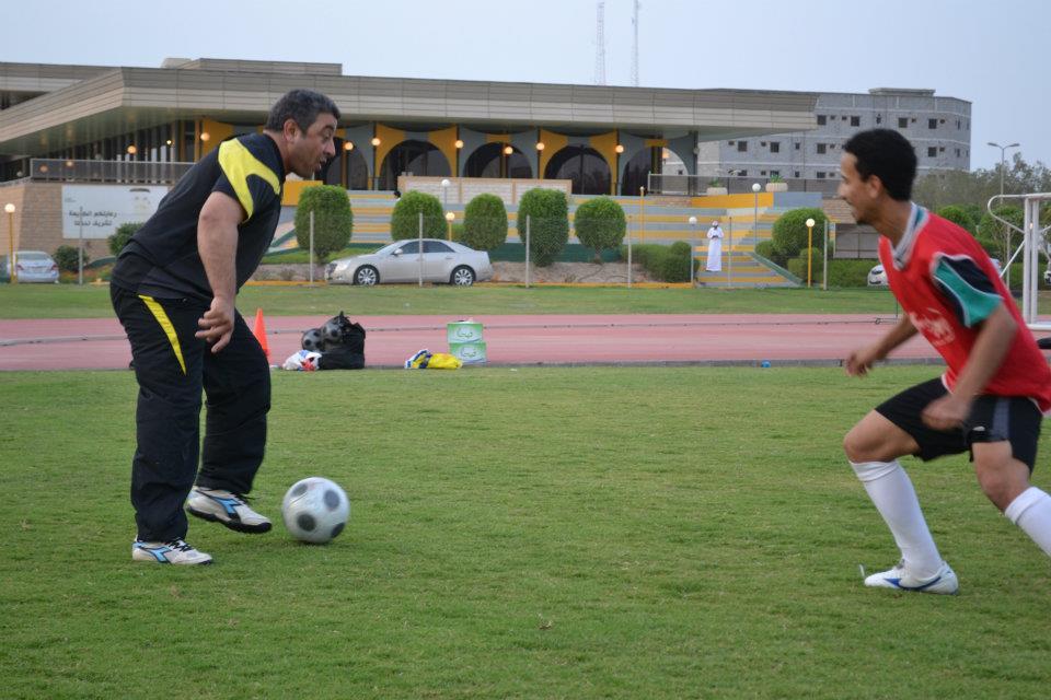 نادي الجبيل الرياضي يدشن فعاليات برنامج صيف ارمكو 2012م
