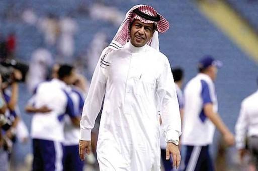 الحميداني نائب رئيس نادي الهلال