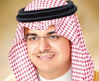 منصور بن محمد وكيلاً لوزارة الداخلية