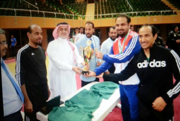 أبها والشباب أبطالاً للسعودية في التايكوندو