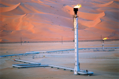 «أرامكو» ترفع المنتجات البترولية إلى 1.5 مليون برميل يوميا