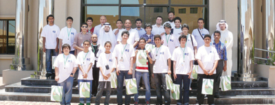 «سبكيم» تستضيف طلاب مؤسسة الملك عبد العزيز للموهبة والإبداع