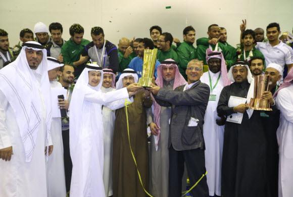 جامعة الملك عبدالعزيز وأم القرى تحققان بطولة جودو الجامعات