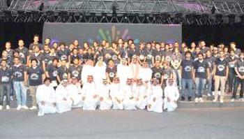 أرامكو السعودية تدرب 350 مشاركاً على العمل التطوعي