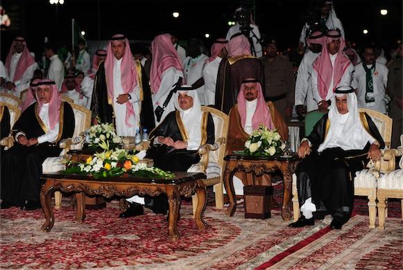 سمو أمير المنطقة الشرقية يرعى احتفالية المنطقة الشرقية باليوم الوطني (83) بالجبيل الصناعية