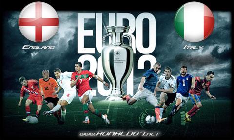 فوز منتخب ايطاليا على منتخب انجلترا في ضربات الترجيح