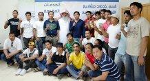 10 مسلمون جدد يومياً بجاليات الروضة  بالرياض