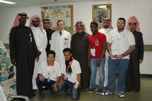 جمعية المدينة لأمراض الدم الوراثية تطلق فريق شريان الحياة التطوعي بالشرقية