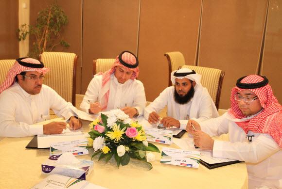نجاح مميز لورشة عمل تطوير الرياضة السعودية في الخرج