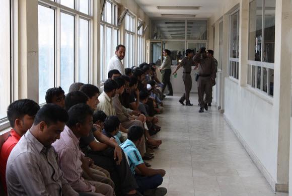 ضبط 12847 حالة لحملات تعقب المخالفين بالمنطقة الشرقية