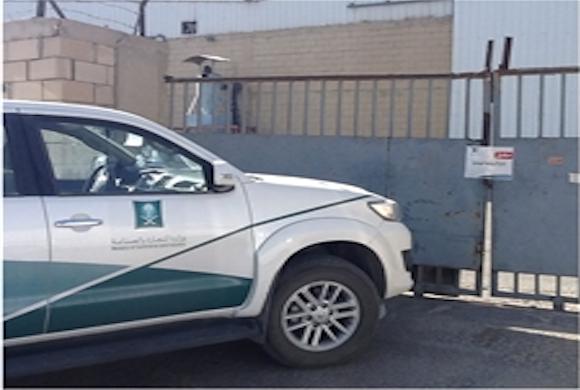 التجارة : تغلق مصنعين لتجديد الإطارات في الرياض