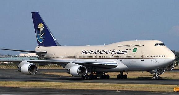 «السعودية» ترفع أسعار رحلاتها على درجة الضيافة