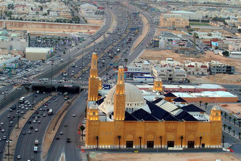 1.5 مليار ريال للطريق الدائري الثاني في مدينة الرياض
