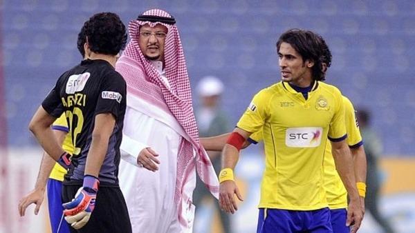 رئيس النصر: عبدالغني أحق بالقيادة ياماجد