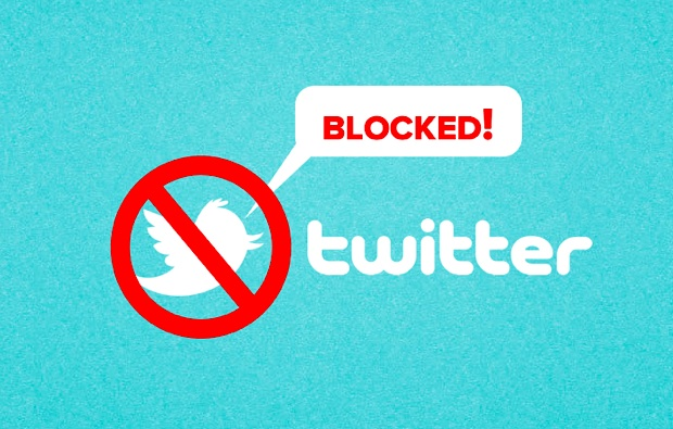 أردوغان يحجب موقع تويتر في تركيا