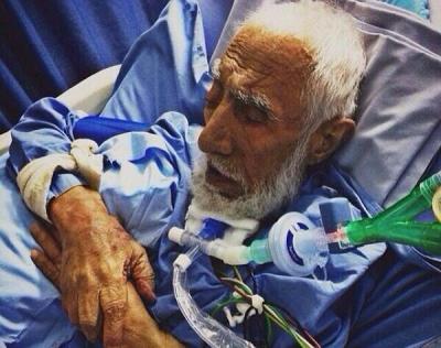 وفاة الشيخ عبدالرحمن الحواس