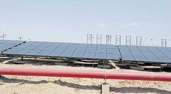 تشغيل المدن الصناعية بالطاقة الشمسية قريبا