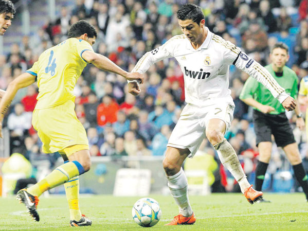 ريال مدريد وتشيلسي يكملان عقد المربع الذهبي الأوروبي