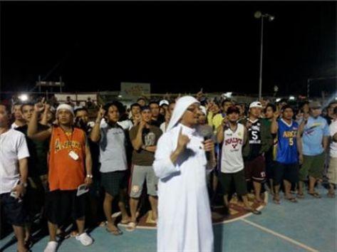 إسلام 687 شخصًا في ثلاثة أشهر بمكتب دعوة شمال الرياض