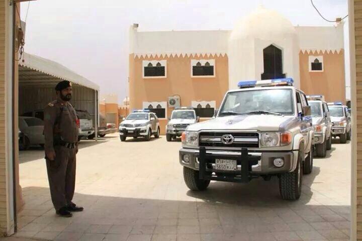 دوريات أمن المحافظات تقوم بحملة أمنية واسعة بالزلفي والغاط